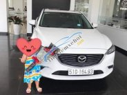 Bán Mazda 6 năm 2018, màu trắng, chính chủ  giá 860 triệu tại Tp.HCM
