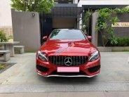Cần tiền bán xe C300 SX 2018, màu đỏ, bản AMG, full option, chính chủ giá 1 tỷ 670 tr tại Tp.HCM