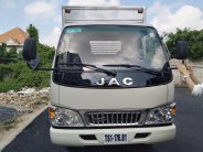 Bán xe tải JAC đời 2019, thùng kín, tải trọng cho phép chở 2390kg, thùng dài 4m3 giá 45 triệu tại Tp.HCM