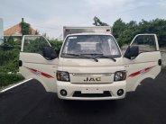 Xe tải Jac 1 tấn 5, thùng kín, thùng dài 3m3, tải trọng cho phép 1490kg. giá 45 triệu tại Tp.HCM