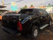 Bán Toyota Hilux đời 2009, màu đen, nhập khẩu như mới, giá 380tr giá 380 triệu tại Đắk Lắk