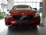 Cần bán xe BMW 2 Series 218i Gran Tourer năm 2018, màu đỏ, xe nhập giá 1 tỷ 668 tr tại Tp.HCM