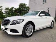 Gia đình cần bán xe C250, sản xuất 2017, số số tự động, màu trắng giá 1 tỷ 295 tr tại Tp.HCM