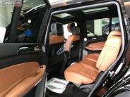 Bán xe Mercedes GLS 500 năm sản xuất 2019, màu xanh lam, nhập khẩu nguyên chiếc giá 7 tỷ 829 tr tại Tp.HCM