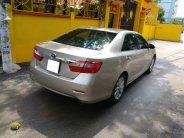 Cần bán xe Toyota Camry 2.5Q 2014 số tự động màu nâu vàng biển số tp giá 845 triệu tại Tp.HCM