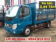 Bán xe tải 3.5 tấn - OLLIN 350 E4 - Đời 2020 - tại Bình Dương giá 354 triệu tại Bình Dương