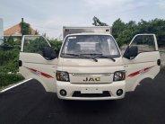 Xe tải JAC 1 tấn 5, thùng dài 3m3, tải trọng cho phép chở 1490kg. giá 45 triệu tại Tp.HCM
