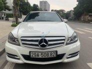 Bán xe Mercedes C200 đời 2012, màu trắng, 1 chủ từ đầu giá 630 triệu tại Hà Nội