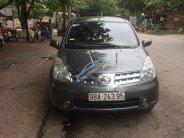 chính chủ bán Nissan Grand livina đời 2012, màu xám giá 268 triệu tại Bắc Giang