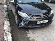 Bán Toyota Corolla Altis sản xuất 2010, màu đen chính chủ, giá tốt giá 428 triệu tại Hải Phòng