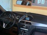 Cần bán Mercedes C200 đời 2011, màu đỏ giá 595 triệu tại Hà Tĩnh