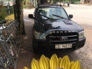 Bán xe Ford Ranger màu đen, đời 2007, 1 cầu, máy dầu giá 198 triệu tại Thanh Hóa