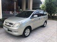 Chính chủ bán Toyota Innova G đời 2006, màu bạc, nhập khẩu giá 325 triệu tại Vĩnh Long
