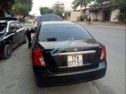 Cần bán lại xe Chevrolet Lacetti đời 2009, màu đen giá 198 triệu tại Thái Bình