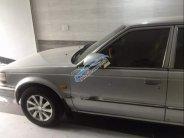 Bán xe Nissan Bluebird đời 1990, màu bạc, nhập khẩu nguyên chiếc chính chủ giá 79 triệu tại Tp.HCM