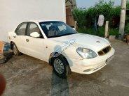 Cần bán lại xe Daewoo Nubira MT đời 2002, màu trắng, tiết kiệm xăng, máy mạnh giá 80 triệu tại An Giang