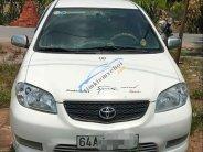 Bán Toyota Vios sản xuất năm 2006, màu trắng, nhập khẩu  giá 190 triệu tại Vĩnh Long
