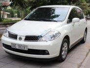 Bán Nissan Tiida năm 2007, màu trắng, nhập khẩu   giá 295 triệu tại Hà Nội