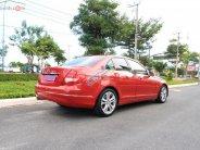 Bán Mercedes C200 2011, màu đỏ, xe gia đình giá 632 triệu tại BR-Vũng Tàu