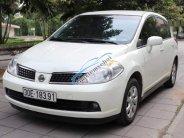Cần bán xe Nissan Tiida 1.6AT 2007, màu trắng, nhập khẩu Nhật Bản, đăng ký chính chủ 2008 giá 295 triệu tại Hà Nội