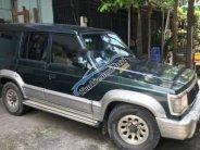 Cần bán Ssangyong Stavic MT sản xuất 1996, xe còn mới, màu xe còn zin, chạy tốt giá 95 triệu tại Tp.HCM