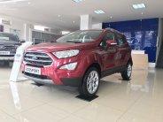 Cần bán xe Ford Ecosport Titanium 1.5AT sản xuất năm 2019, màu đỏ, giá tốt giá 590 triệu tại Thái Bình