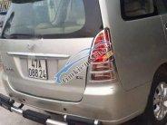 Cần bán xe Toyota Innova đời 2006, màu bạc xe gia đình giá 335 triệu tại Thái Bình