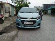 Bán ô tô Chevrolet Spark LT 1.2 MT sản xuất 2018, màu xanh lam, giá chỉ 280 triệu giá 280 triệu tại Thái Bình