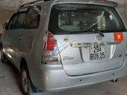 Cần bán gấp Toyota Innova đời 2007, màu bạc giá cạnh tranh giá 250 triệu tại Thái Nguyên