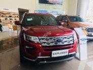 Ford Explorer sản xuất 2019, màu đỏ, tặng tour du lịch Mỹ giá 2 tỷ 188 tr tại Cần Thơ
