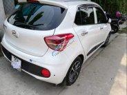 Cần bán lại xe Hyundai Grand i10 năm 2018, màu trắng giá 350 triệu tại TT - Huế