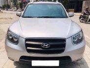 Cần bán xe Hyundai Santafe 2009 đk 2010 số sàn máy xăng, màu bạc giá 392 triệu tại Tp.HCM