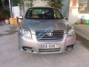 Cần bán Daewoo Gentra đời 2008, màu bạc, xe đẹp, máy êm giá 185 triệu tại Vĩnh Long