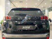 Cần bán xe Peugeot 3008 1.6 AT 2019, màu đen giá 1 tỷ 199 tr tại Hà Nội