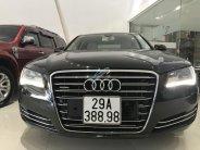 Bán Audi A8L 2011, màu đen, nhập Đức giá 1 tỷ 700 tr tại Tp.HCM