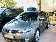 Cần bán lại xe Kia Forte AT sản xuất năm 2011, màu xám xe gia đình  giá 350 triệu tại Tp.HCM