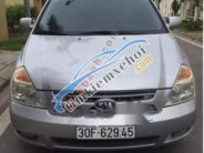 Bán Kia Carnival EX 2.7 MT năm 2009, màu bạc, nhập khẩu xe gia đình, 310tr giá 310 triệu tại Hà Nội