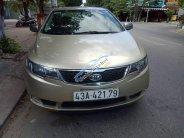 Gia đình bán ô tô Kia Forte 2011, màu vàng, giá chỉ 365 triệu giá 365 triệu tại Đà Nẵng