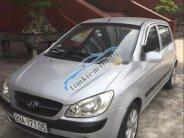 Công chức bán xe Hyundai Getz 1.1MT 2008, màu bạc, xe nhập giá 175 triệu tại Hưng Yên