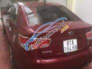 Cần bán xe cũ Kia Forte EX 1.6 MT 2011, màu đỏ giá 345 triệu tại Kon Tum
