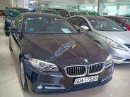 Cần bán BMW 520i đời 2014 2.0 AT xe nhập khẩu nguyên chiếc tại Đức, odo: 53.000 km, màu đen, xe đẹp giá 1 tỷ 320 tr tại Tp.HCM