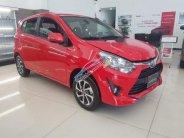 Bán xe Toyota Wigo năm 2019, màu đỏ, nhập khẩu nguyên chiếc giá 345 triệu tại Tp.HCM