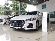 Bán Hyundai Elantra Sport năm 2018, màu trắng  giá 682 triệu tại Hà Nội