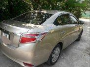 Bán xe Toyota Vios 2015, màu vàng, giá cạnh tranh giá 425 triệu tại TT - Huế