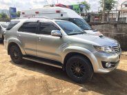 Cần bán xe Toyota Fortuner sản xuất 2015, màu bạc, giá 828 triệu, hỗ trợ trả góp 80% giá 828 triệu tại Lâm Đồng