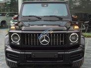 Bán xe Mercedes G63 AMG Normal model 2020, màu đen mới 100% giá 10 tỷ 700 tr tại Tp.HCM