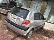 Bán xe Hyundai Getz 1.1 MT sản xuất năm 2008, màu bạc, nhập khẩu nguyên chiếc chính chủ giá 175 triệu tại Hưng Yên