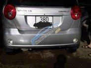 Bán ô tô Chevrolet Spark Van sản xuất 2011, màu bạc giá 108 triệu tại Hà Tĩnh