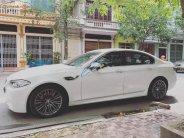 Cần bán gấp BMW 5 Series 520i 2016, màu trắng, ĐKLĐ 2017 giá 1 tỷ 750 tr tại Hà Nội
