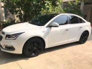 Cần bán xe Chevrolet Cruze LTZ đk 05/2017 số tự động màu trắng giá 502 triệu tại Tp.HCM